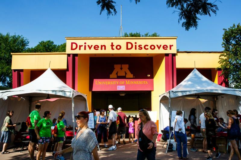 Driven to Discover Research Facility at the Minnesota State Fair